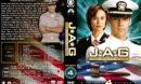 JAG: Judge Advocate General - Season 4 (1999) R1 Custom Cover & labels