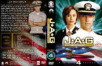 JAG: Judge Advocate General – Season 4 (1999) R1 Custom Cover & labels