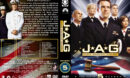 JAG: Judge Advocate General - Season 5 (2000) R1 Custom Cover & labels