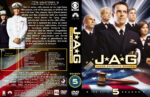 JAG: Judge Advocate General – Season 5 (2000) R1 Custom Cover & labels