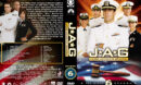 JAG: Judge Advocate General - Season 6 (2001) R1 Custom Cover & labels