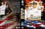 JAG: Judge Advocate General – Season 6 (2001) R1 Custom Cover & labels