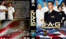 JAG: Judge Advocate General - Season 7 (2002) R1 Custom Cover & labels