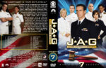 JAG: Judge Advocate General – Season 7 (2002) R1 Custom Cover & labels