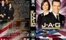 JAG: Judge Advocate General - Season 8 (2003) R1 Custom Cover & labels