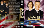 JAG: Judge Advocate General – Season 8 (2003) R1 Custom Cover & labels