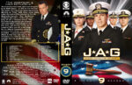 JAG: Judge Advocate General – Season 9 (2004) R1 Custom Cover & labels