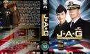 JAG: Judge Advocate General - Season 10 (2005) R1 Custom Cover & labels