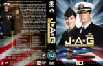 JAG: Judge Advocate General – Season 10 (2005) R1 Custom Cover & labels