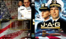 JAG: Judge Advocate General (part of a spanning spine set) - Season 1-10 (1995-2005) R1 Custom Covers