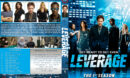 Leverage - Seasons 1-5 (2008-2012) R1 Custom Covers