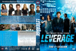 Leverage – Seasons 1-5 (2008-2012) R1 Custom Covers
