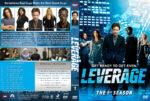 Leverage – Seasons 1-5 (2008-2012) R1 Custom Covers