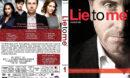 Lie to Me - Season 1 (2009) R1 Custom Cover & labels