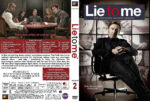 Lie to Me – Season 2 (2010) R1 Custom Cover & labels