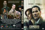 Exposed (2016) R1 CUSTOM DVD Cover