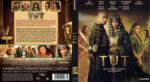 TUT – Der grösste Pharao aller Zeiten (2015) Blu-Ray German Cover & label
