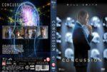 Concussion (2015) R2 DUTCH Custom Cover