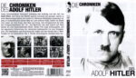 Die Chroniken des Adolf Hitler (2013) Blu-Ray German Cover & label