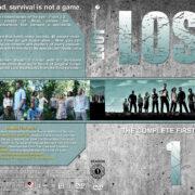 Lost – Season 1 (2004) R1 Custom Cover & labels