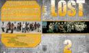 Lost - Season 2 (2005) R1 Custom Cover & labels