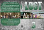 Lost – Season 3 (2006) R1 Custom Cover & labels