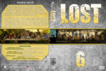 Lost – Season 6 (2010) R1 Custom Cover & labels