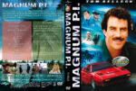Magnum P.I. – Season 1 (1980) R1 Custom Cover & Labels