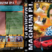 Magnum P.I. – Season 2 (1981) R1 Custom Cover & labels