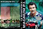 Magnum P.I. – Season 3 (1982) R1 Custom Cover & labels