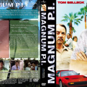 Magnum P.I. – Season 4 (1983) R1 Custom cover & labels