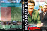 Magnum P.I. – Season 5 (1984) R1 Custom Cover & labels