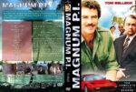 Magnum P.I. – Season 5 (1984) R1 Custom Cover & labels