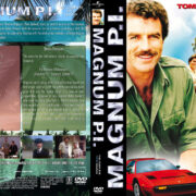Magnum P.I. - Season 5 (1984) R1 Custom Cover & labels