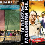 Magnum P.I. – Season 6 (1985) R1 Custom Cover & labels