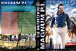 Magnum P.I. – Season 7 (1986) R1 Custom Cover & label