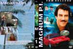 Magnum P.I. (part of a spanning spine set) – Seasons 1-8 (1980-1988) R1 Custom Covers