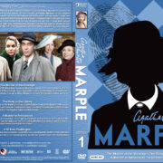 Agatha Christie's Marple – Series 1 (2005) R1 Custom Cover & labels