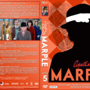 Agatha Christie's Marple - Series 5 (2011) R1 Custom Cover & labels