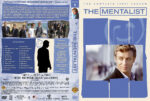 The Mentalist – Season 1 (2008) R1 Custom Cover & labels