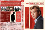 The Mentalist – Season 2 (2009) R1 Custom Cover & labels