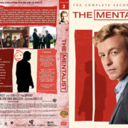 The Mentalist - Season 2 (2009) R1 Custom Cover & labels