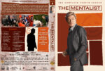 The Mentalist – Season 4 (2011) R1 Custom Cover & labels