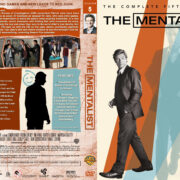 The Mentalist – Season 5 (2012) R1 Custom Covers & labels