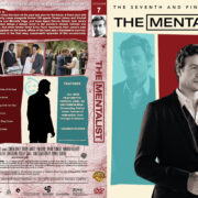 The Mentalist – Season 7 (2014) R1 Custom Cover & labels