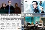 MI-5 – Volume 2 (2003) R1 Custom Cover & labels