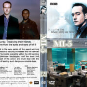 MI-5 - Volume 2 (2003) R1 Custom Cover & labels