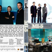 MI-5 – Volume 3 (2004) R1 Custom Cover & labels