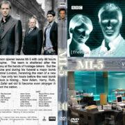 MI-5 – Volume 4 (2005) R1 Custom Cover & labels