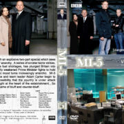 MI-5 – Volume 5 (2006) R1 Custom Cover & labels